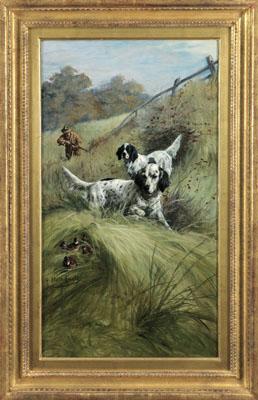 Peter L Villa Fine Art Artist Gustave Muss Arnolt